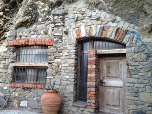 Door in Cinque Terre