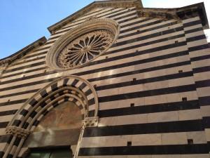 Church in the Cinque Terre