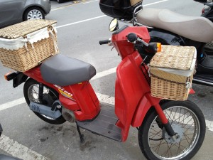 Cute Scooter in Sestri Levante